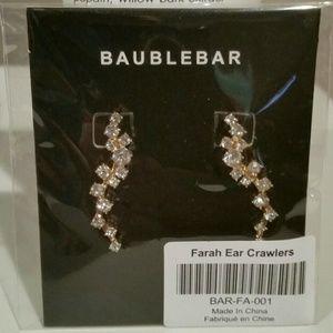 Baublebar Farah Ear Crawlers